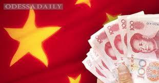 Украина возьмет у Китая кредит в 3 млрд долларов