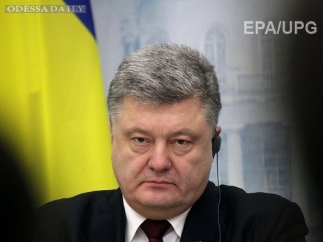 Журнал Фокус признал Порошенко самым влиятельным украинцем второй год подряд