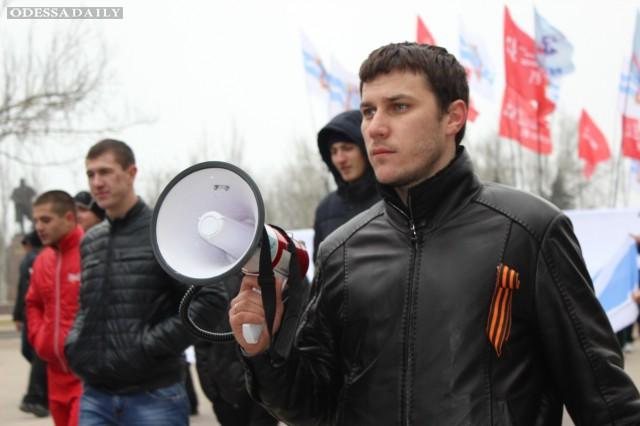 Главного сепаратиста Одессы выпустили на свободу