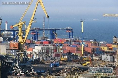 Cтарейший причал Одесского порта пройдет реконструкцию