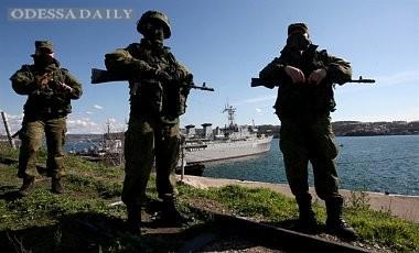 ОБСЕ имеет доказательства присутствия российских военных в Крыму