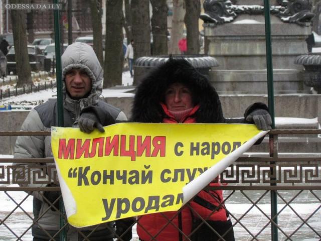 Андрей Сидоренко: 21 декабря 2012 г. Было холодно, но была надежда!
