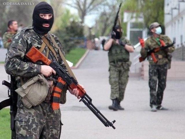 Боевики из Градов обстреляли позиции сил АТО в районе Мариуполя