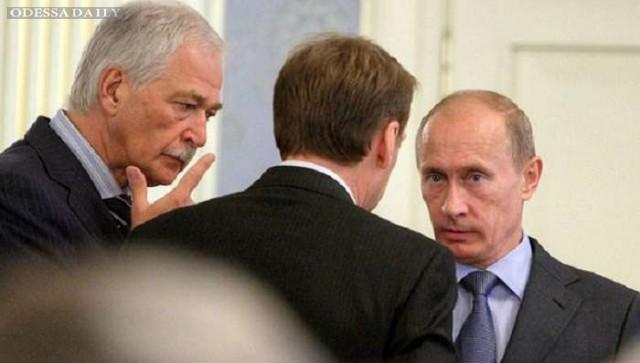 Стало известно, о чем говорил Порошенко с Грызловым в Киеве