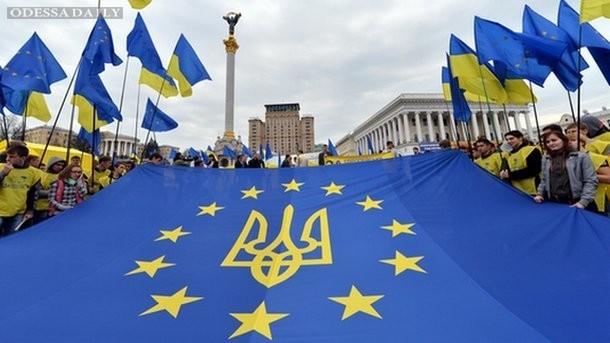 В Европарламенте утвердили безвиз для Украины