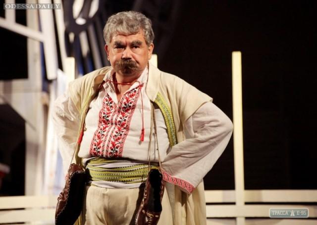 В Одессе умер известный актер
