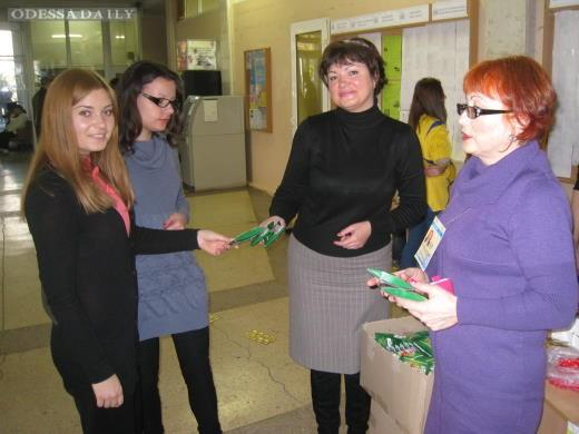 Из бюджета Одессы оплачены тест-системы для обследования на гепатиты В и С