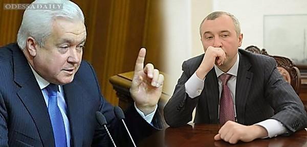 Генпрокуратура объявила о подозрении Калетнику и Олийныку