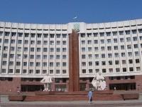 В Ивано-Франковской области запретили Оппозиционный блок, Партию регионов и КПУ