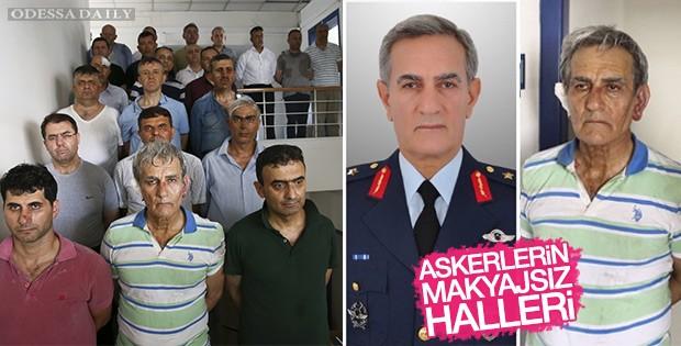 Переворот в Турции: официальные обвинения выдвинули 99 генералам