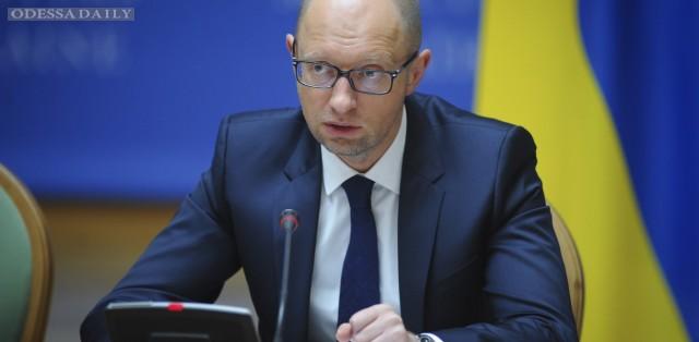Яценюк: Виновники событий под Радой должны сесть пожизненно