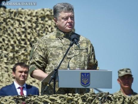 Порошенко отправляется в Луганскую область