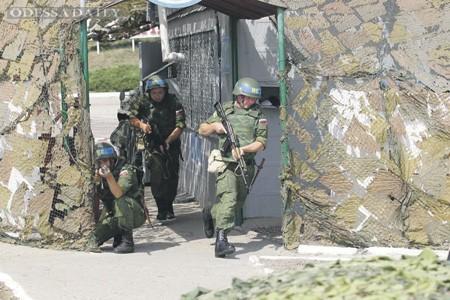 Украина закрыла военный транзит в Приднестровье