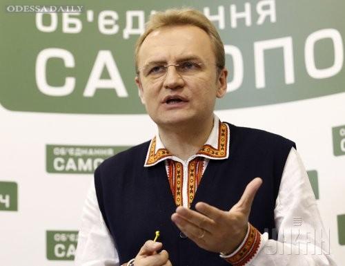 Садовый предлагает создать свалку в Чернобыльской зоне