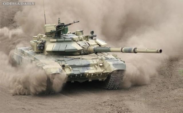 Сводка ИС: боевики атаковали позиции сил АТО с помощью танков, прибывших ночью из России