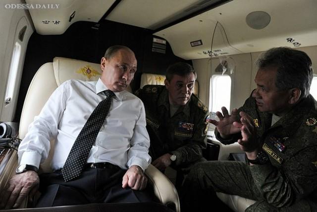 Путин исключил войну между РФ и Украиной: живите спокойно
