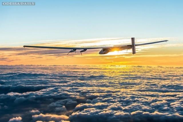 Solar Impulse начнет свой кругосветный полёт с Абу-Даби в следующем году