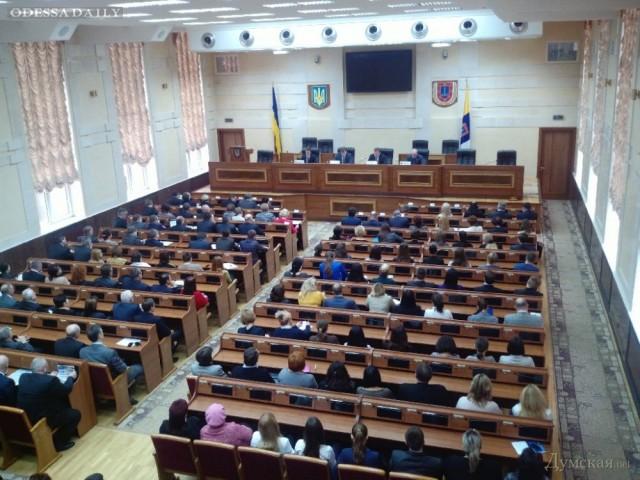 В Одессе оппозиция напомнила вице-премьеру о евроинтеграции