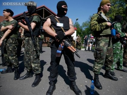 Террористы захватили городскую прокуратуру Донецка - СМИ