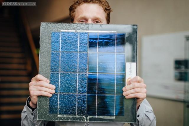 Нидерланды первыми открывают солнечную велосипедную дорожку для общего пользования