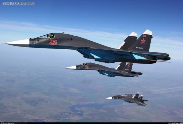 «Коммерсантъ» назвал состав группировки российских ВВС в Сирии