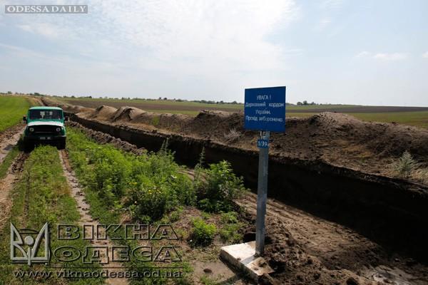 В украинских военных стреляют из Приднестровья