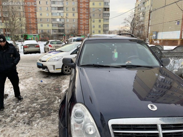 Заява прес-служби партії «Громадянська позиція» щодо обстрілу авто працівників штабу Гриценка