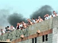 В Одесском СИЗО начался бунт заключенных.