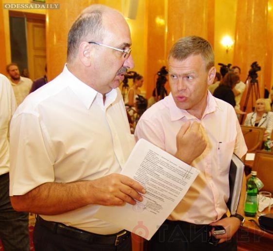 Кучук привел в Одесскую ОГА свою команду