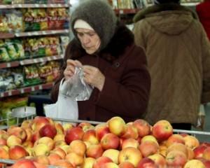 В прошлом году инфляция в Украине достигла рекорда 20 лет