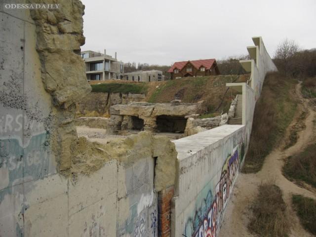 Телеканал «Круг» о скандальном строительстве на Ланжероне