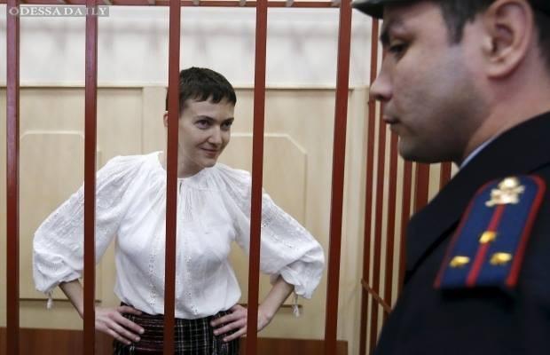 Савченко возвращают из больницы в СИЗО