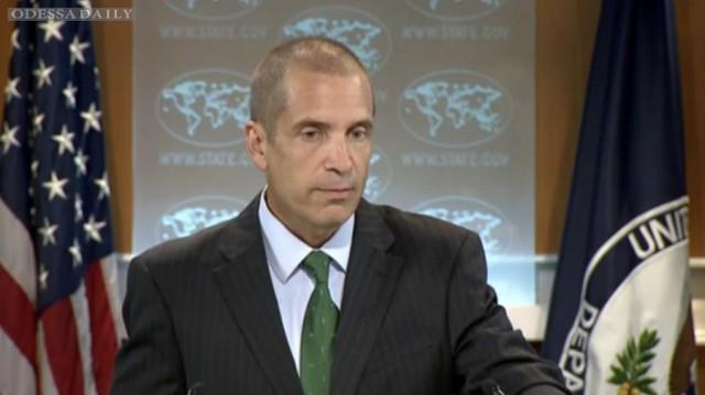В Госдепе США отреагировали на жесткое заявление Лагард по Украине