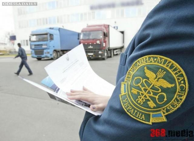 Одесские таможенники украли у государства 200 миллионов гривен
