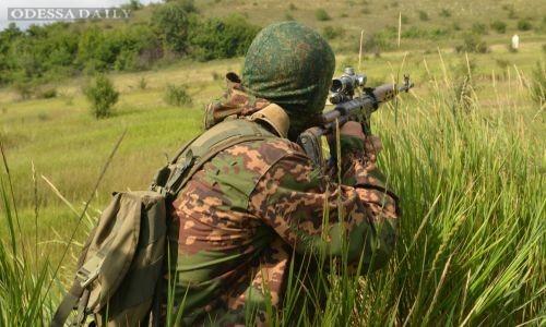 Российские пограничники подверглись обстрелу и открыли ответный огонь на границе с Украиной