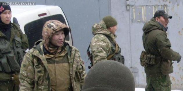 Ряды донецких боевиков пополнились бурятскими трактористами