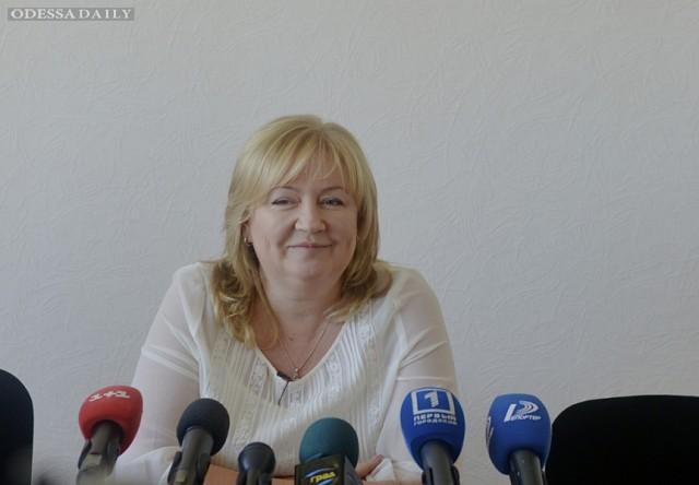 Светлана Фабрикант идет в мэры Одессы