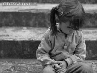 В Одессе неравнодушные прохожие и милиция раньше нашли пропавшую девочку, чем спохватились родители