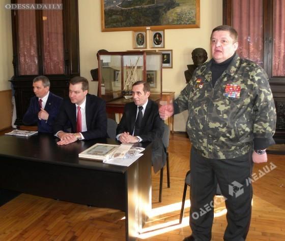 В Одесском порту чествовали ветеранов-портовиков