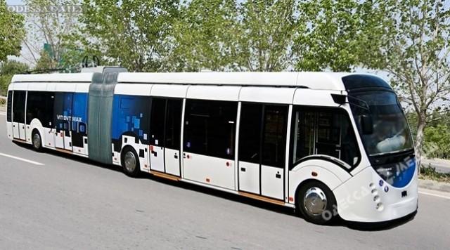 Электробус за 12 миллионов запустят в Одессе осенью