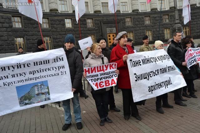 Обращение к активистам, которые борются против незаконных застроек (указаны контакты)