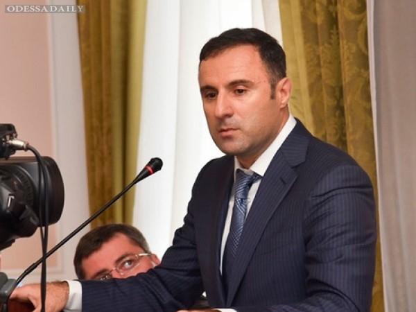 Начальник милиции Лорткипанидзе рассказал, где живет в Одессе