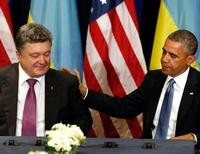 Порошенко и Обама обсудили в Варшаве помощь США Украине