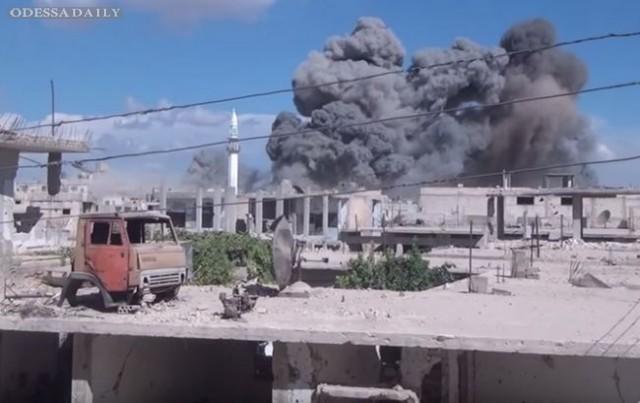 Новость дня: Путин открывает кровавый счет жертв в Сирии