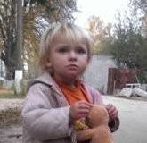 На трассе «Киев-Одесса» двухлетняя Катя ждет маму Алену и папу Диму