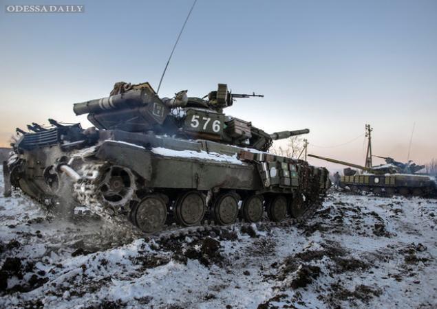 Сводка ИС: наступление террористов «выдыхается», боевики боятся контрнаступления украинских войск