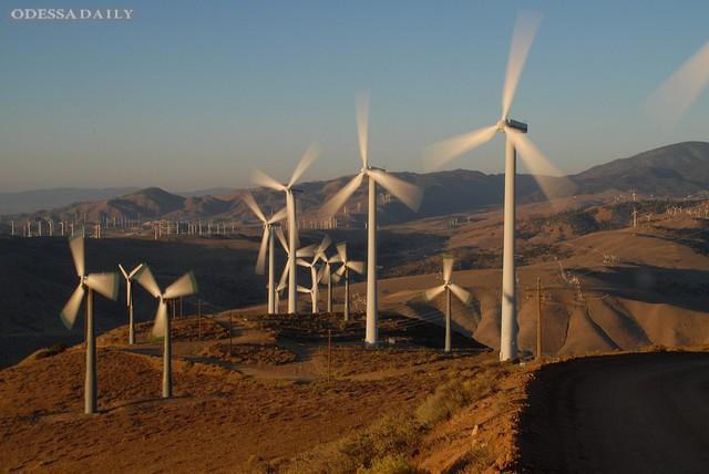 Самая большая в Африке ветровая электростанция начала работу