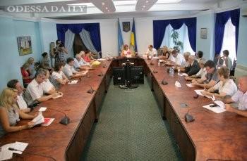 Общественный совет при Одесской ОГА: Инициативы Президента Украины будут успешно реализованы в регионе