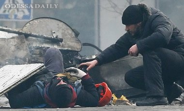 Задержан снайпер, стрелявший в протестующих - УДАР