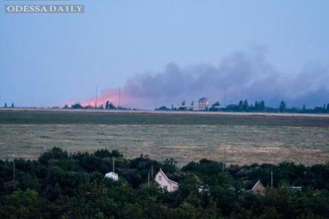 В Луганске продолжается бой за аэропорт, силы АТО отступают